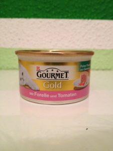Katzenfutter Gourmet Gold im Test