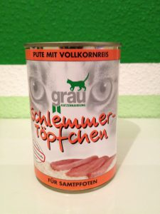 Katzenfutter Grau Schlemmertöpfchen im Test