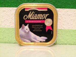 Katzenfutter Test - Miamor