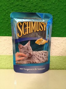 Katzenfutter Schmusy im Test