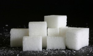 Zucker im Katzenfutter