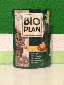 Katzenfutter Test - Bio Plan
