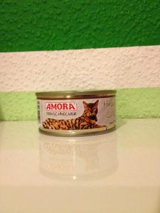 Katzenfutter Test - Amora Feinschmecker