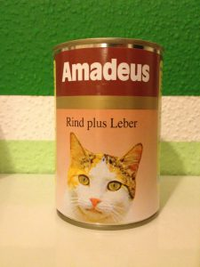 Katzenfutter Test - Amadeus