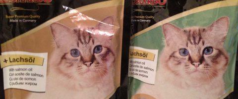 Katzenfutter Test - Leonardo