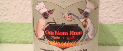 Katzenfutter Test - Om Nom Nom