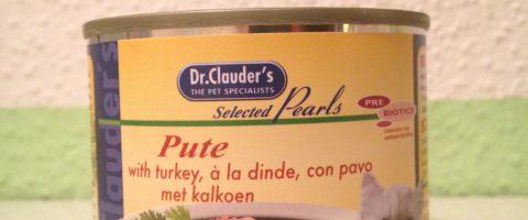 Katzenfutter Test - Dr. Clauders