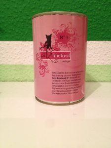 Katzenfutter Test - Catz finefood