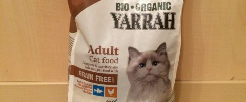 Katzenfutter Test - Yarrah