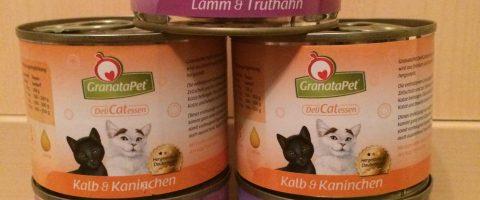Katzenfutter Test - GranataPet