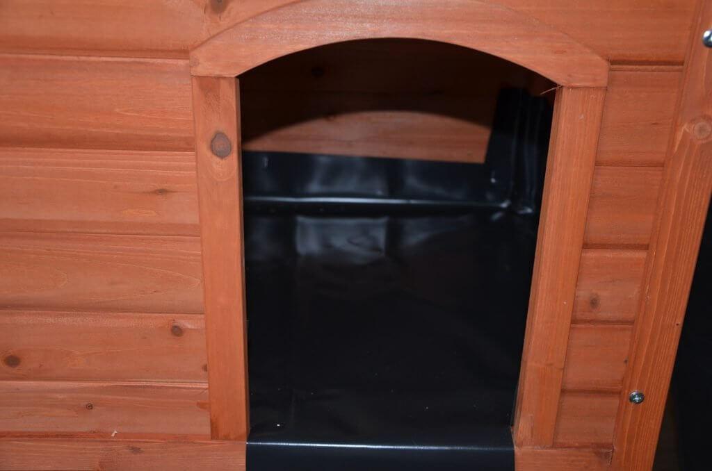 Kaninchen Schutzhütte 5