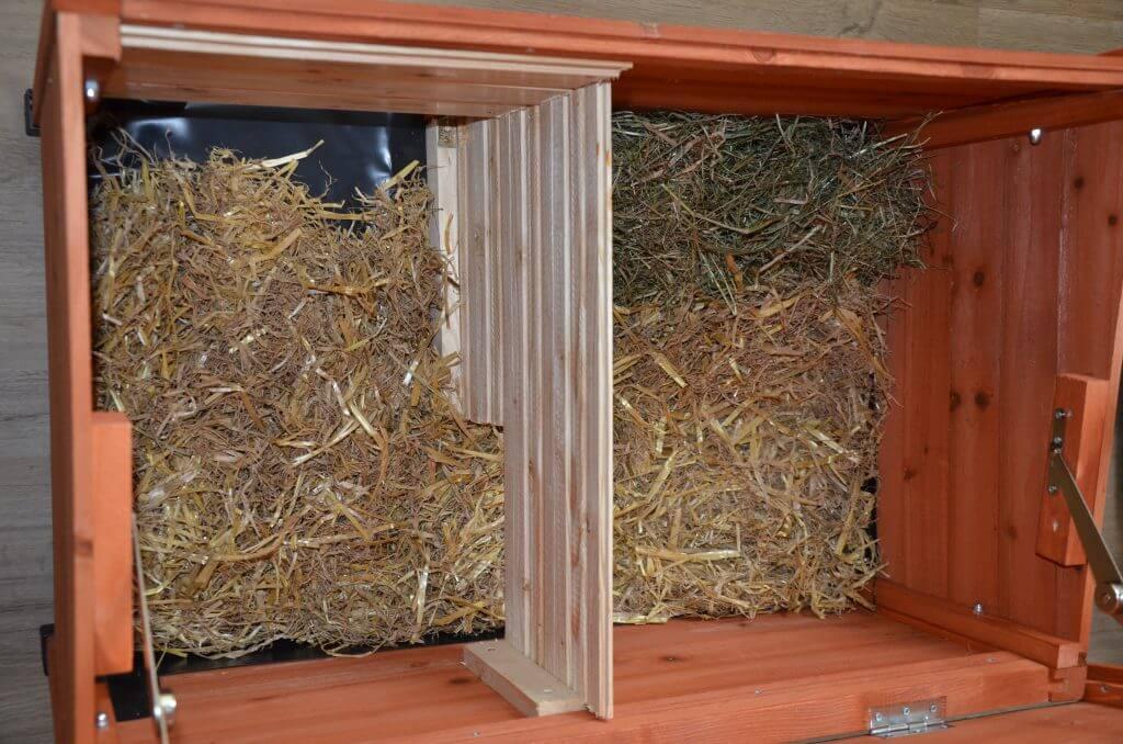 Kaninchen Schutzhütte 8